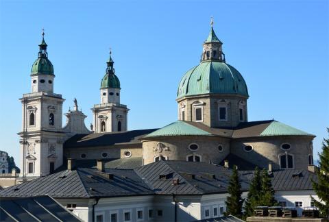 Собор в Зальцбурге