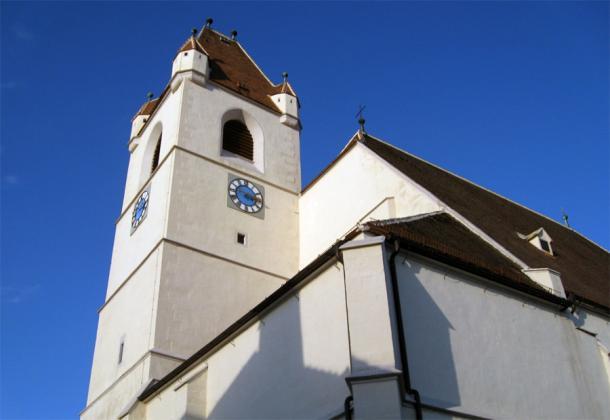 Церковь в Айзенштадте
