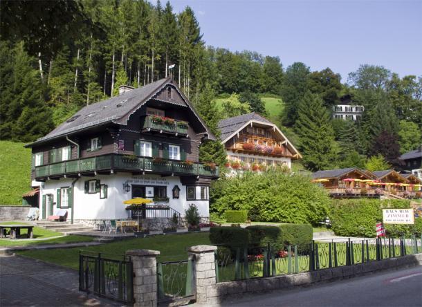 Традиционные австрийские дома